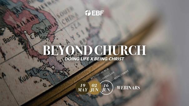 Buiten de kerk: het leven doen x als Christus zijn